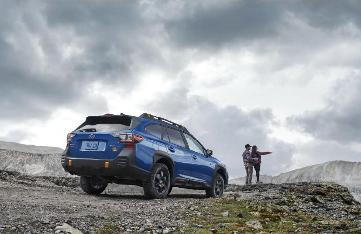 Subaru показала самую внедорожную версию Outback 3