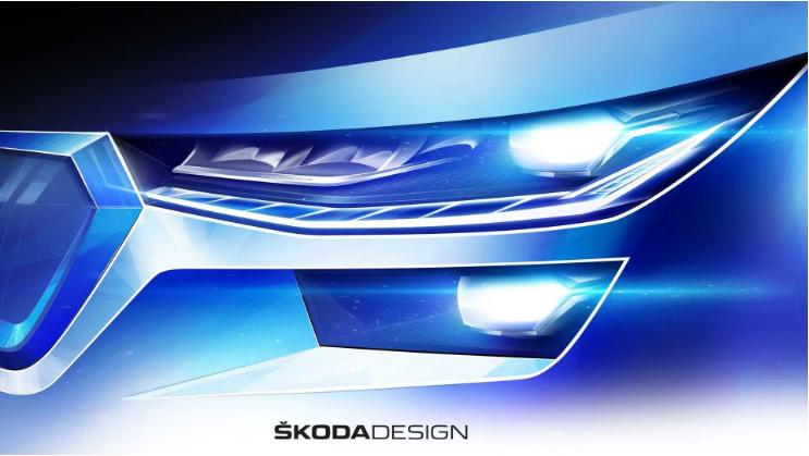 Обновленный Skoda Kodiaq показали на видео 2