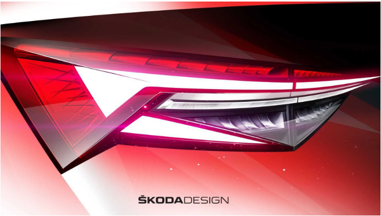 Обновленный Skoda Kodiaq показали на видео 3