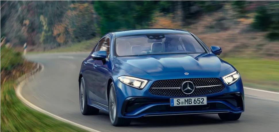 Обновленный Mercedes-Benz CLS 2021 представлен официально 1