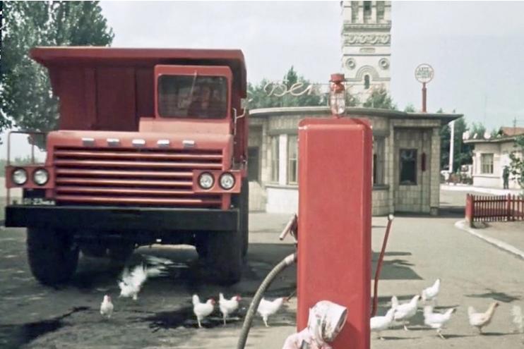 Самые необычные автомобили в советском кинематографе 3