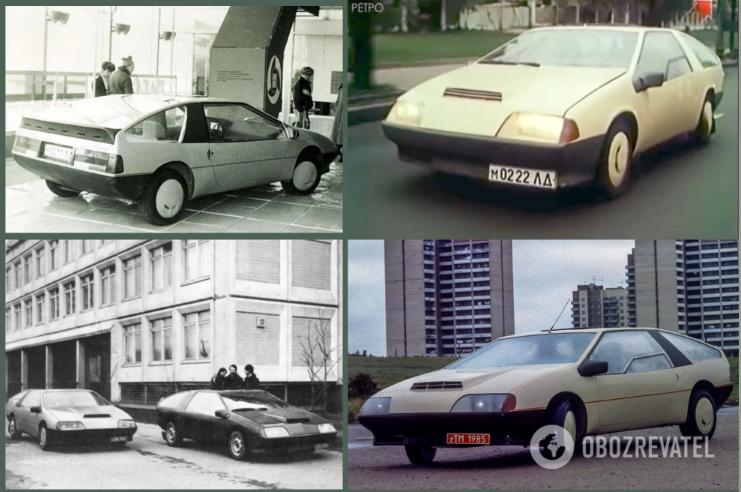 Самые необычные автомобили в советском кинематографе 12