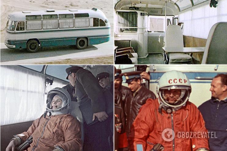 День космонавтики: вспомним автомобили Юрия Гагарина 2