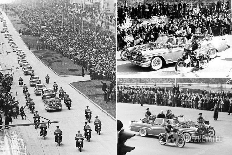 День космонавтики: вспомним автомобили Юрия Гагарина 4