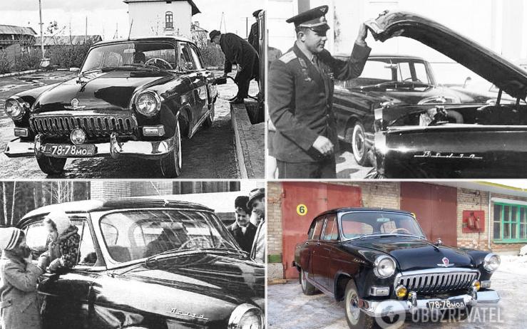 День космонавтики: вспомним автомобили Юрия Гагарина 7