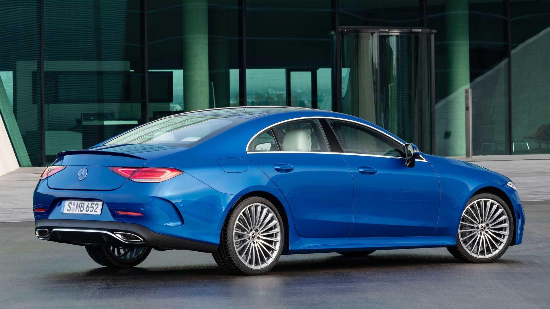 Обновленный Mercedes-Benz CLS 2021 представлен официально 3