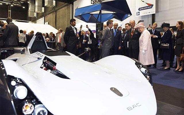 На каких автомобилях ездил принц Филипп Герцог Эдинбургский 4
