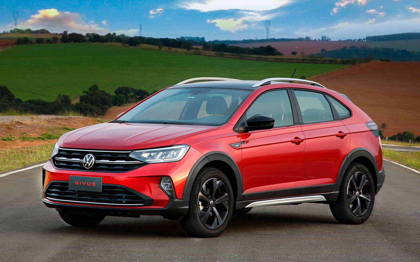 Volkswagen Nivus выйдет на европейский рынок 1