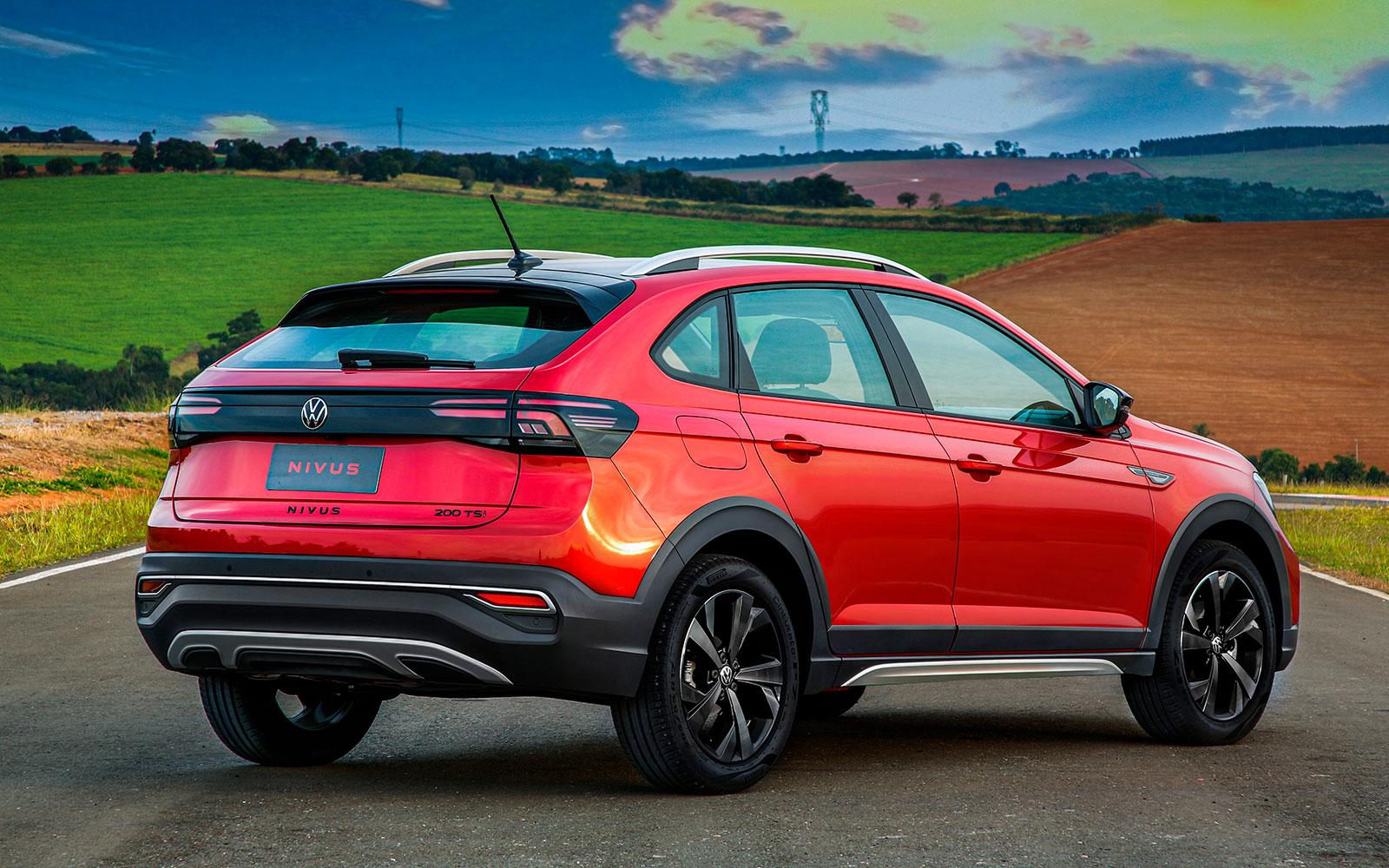 Volkswagen Nivus выйдет на европейский рынок 2