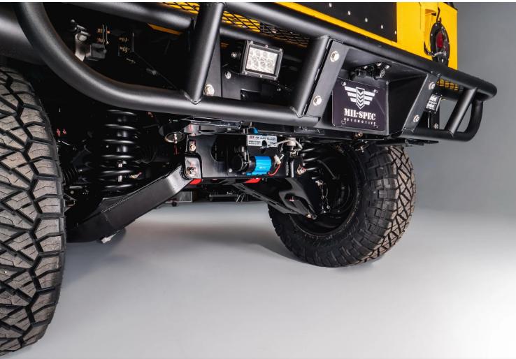 Представлен Hummer M1-R с двигателем мощностью 800 лошадиных сил 2