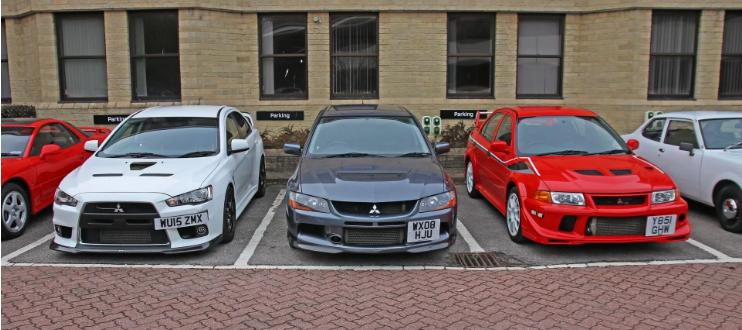Mitsubishi продаст на аукционе 14 редких моделей 3