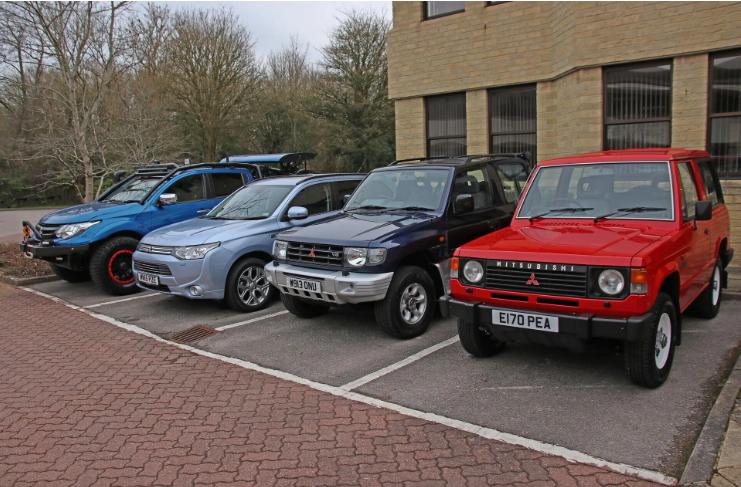 Mitsubishi продаст на аукционе 14 редких моделей 2