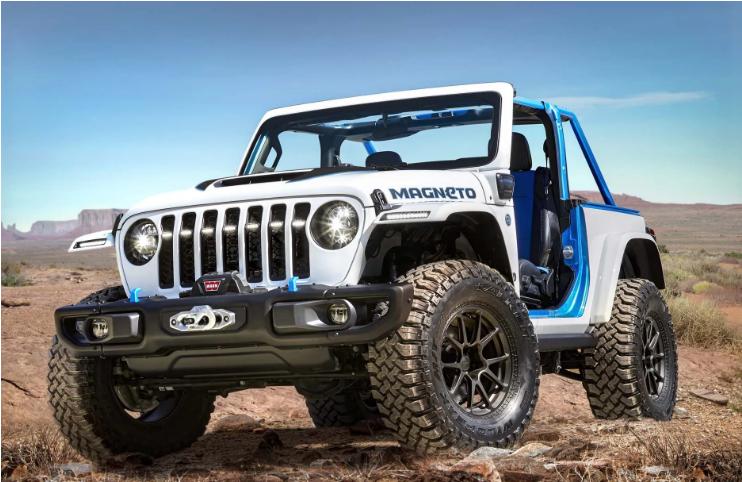 Jeep показал четыре новинки:концепты презентуют на ежегодном Easter Jeep Safari 1