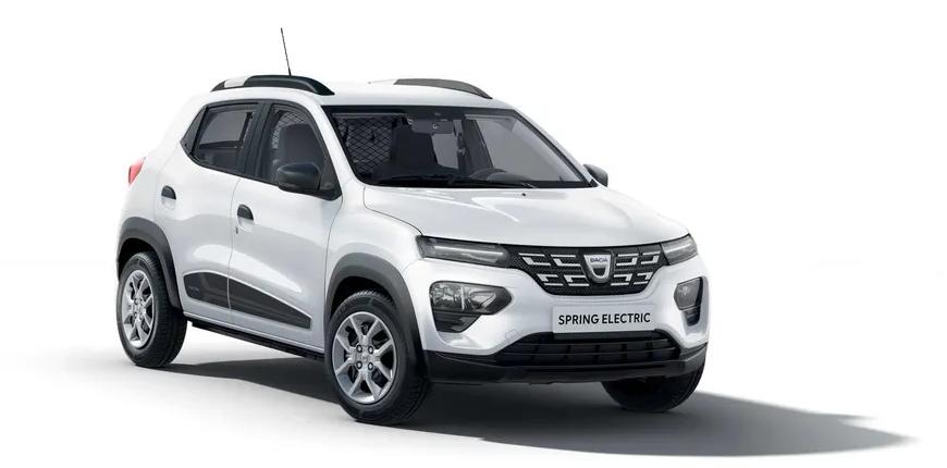 Dacia Spring выйдет на европейский рынок с очень низкой ценой 1