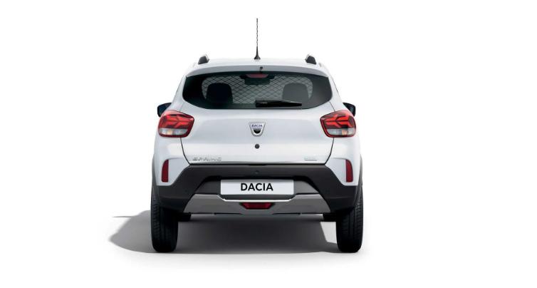 Dacia Spring выйдет на европейский рынок с очень низкой ценой 4