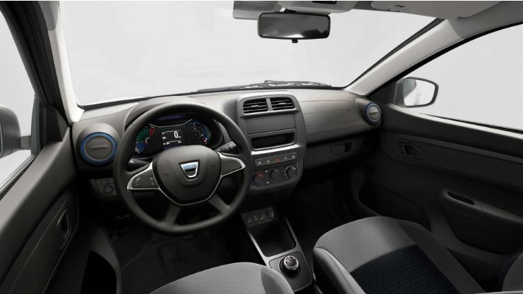 Dacia Spring выйдет на европейский рынок с очень низкой ценой 2