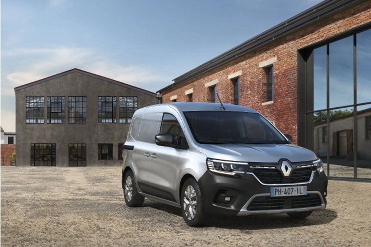 Renault показала новые минивэны Kangoo и Express 1