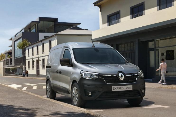 Renault показала новые минивэны Kangoo и Express 3