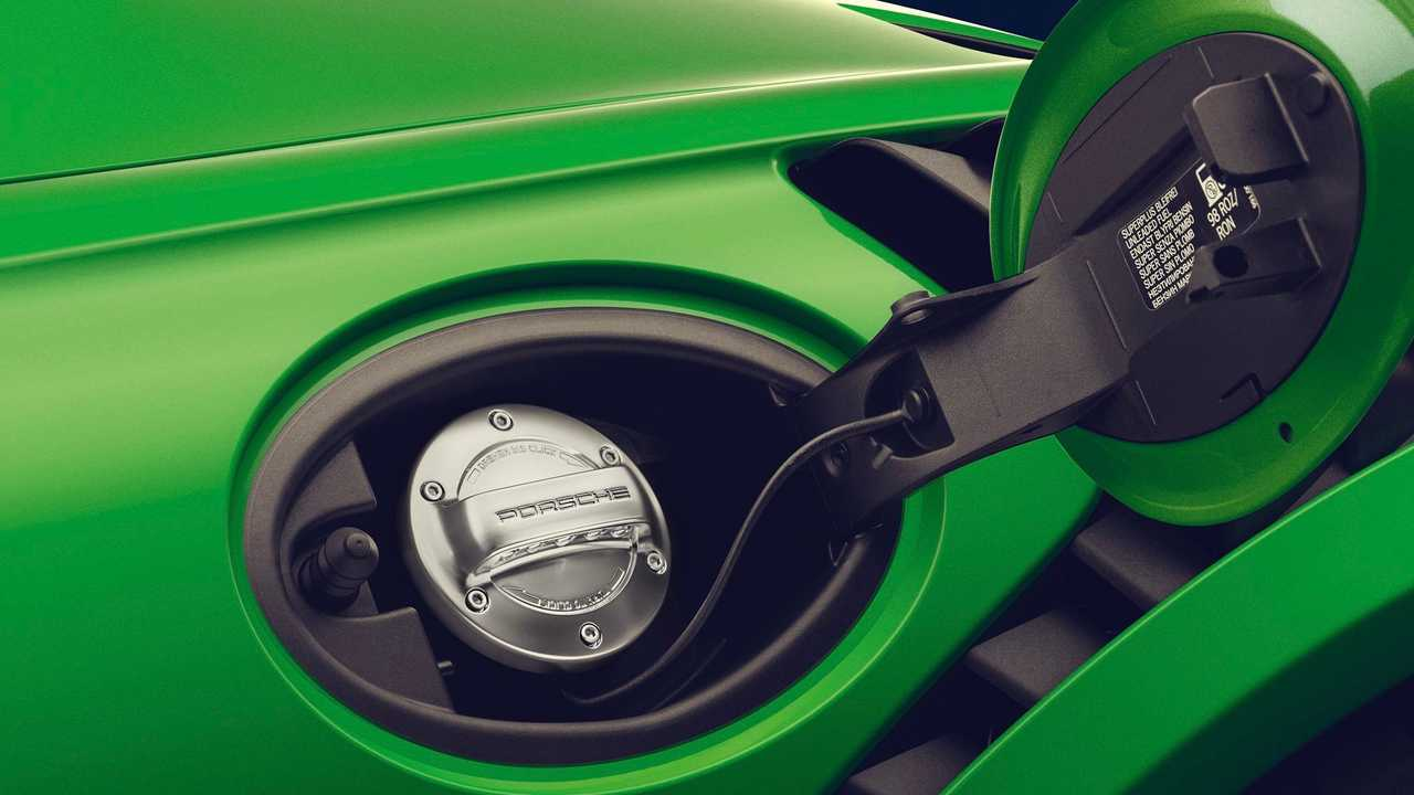 Революция в мире топлива:Porsche взялся за спасение ДВС 1