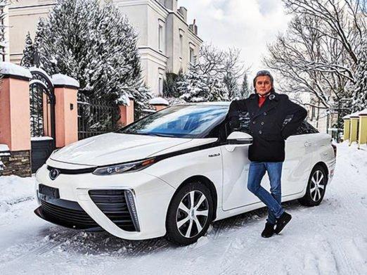 В Украине появился первый водородный автомобиль 1