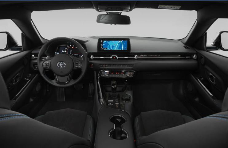 Toyota представил лимитированную версию спорткупе Supra 2