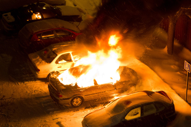 В 2021 году в Украине выгорели 800 авто – как уберечь машину от пожара 1
