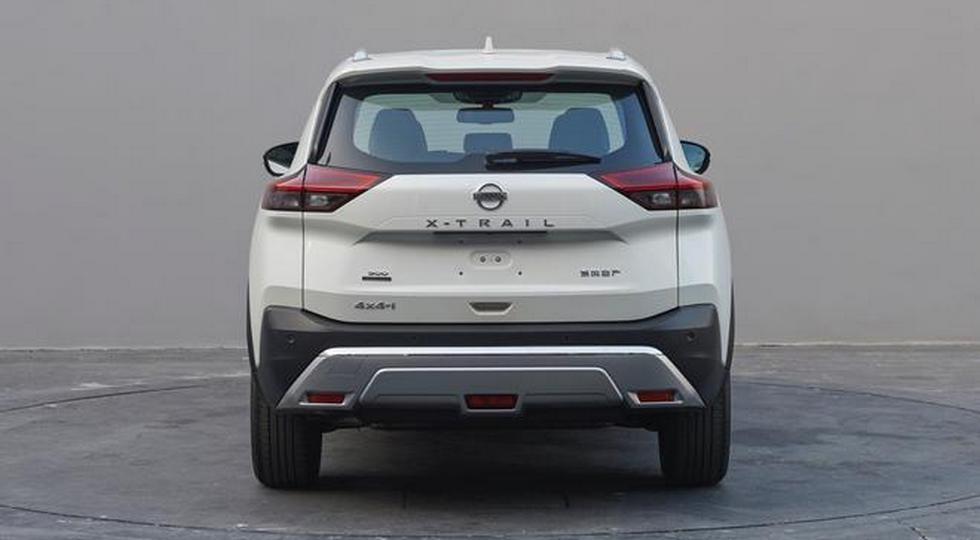 Новый Nissan X-Trail 2022: свежие фото и подробности о новинке 3