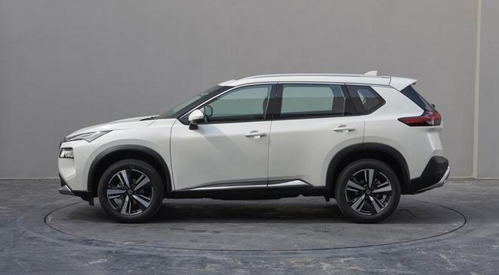 Новый Nissan X-Trail 2022: свежие фото и подробности о новинке 2