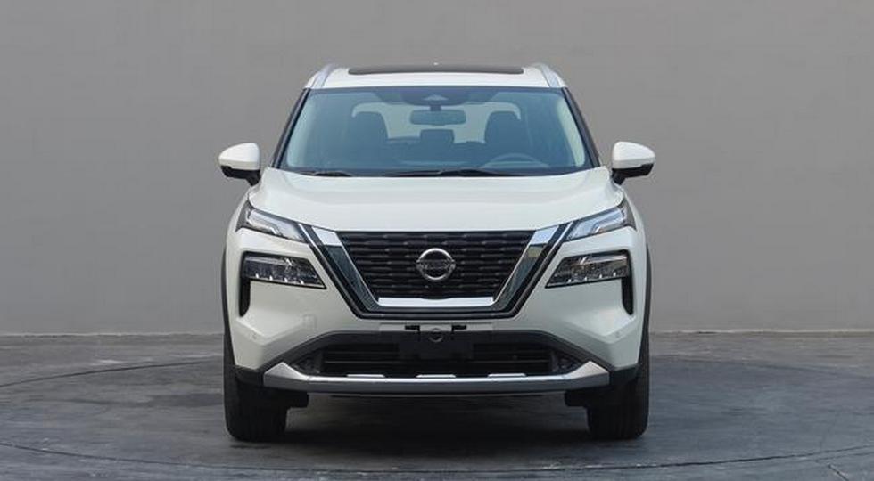 Новый Nissan X-Trail 2022: свежие фото и подробности о новинке 1