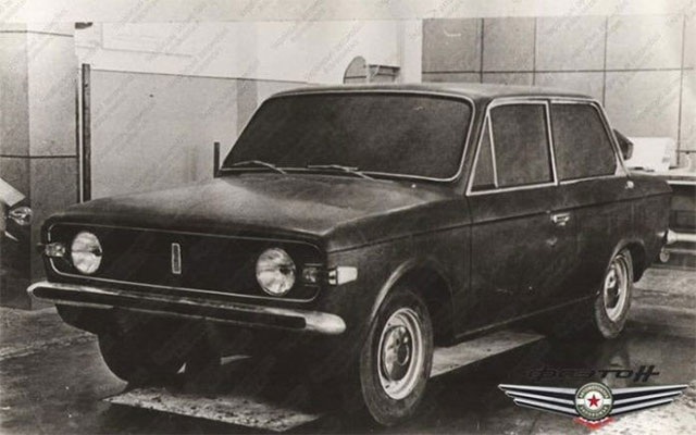 В сети опубликовали уникальное фото забытого предка ЗАЗ «Таврия» 1