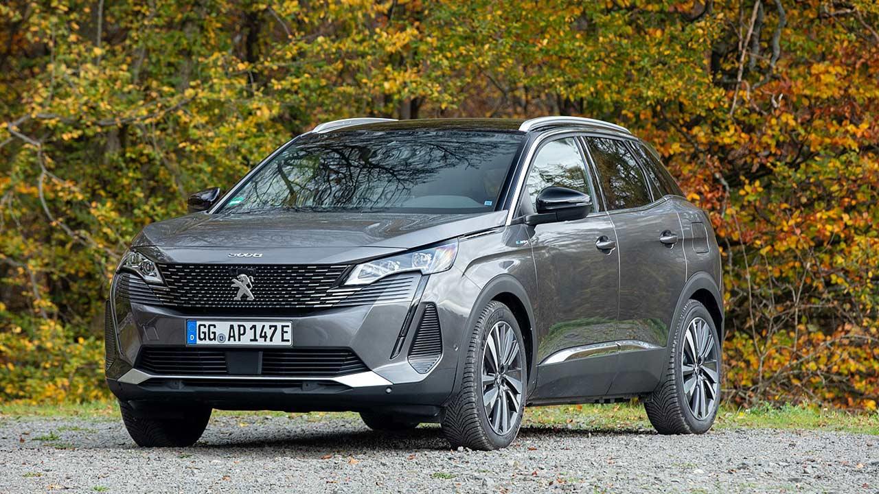 Кроссовер Peugeot 3008 вышел на украинский рынок 1