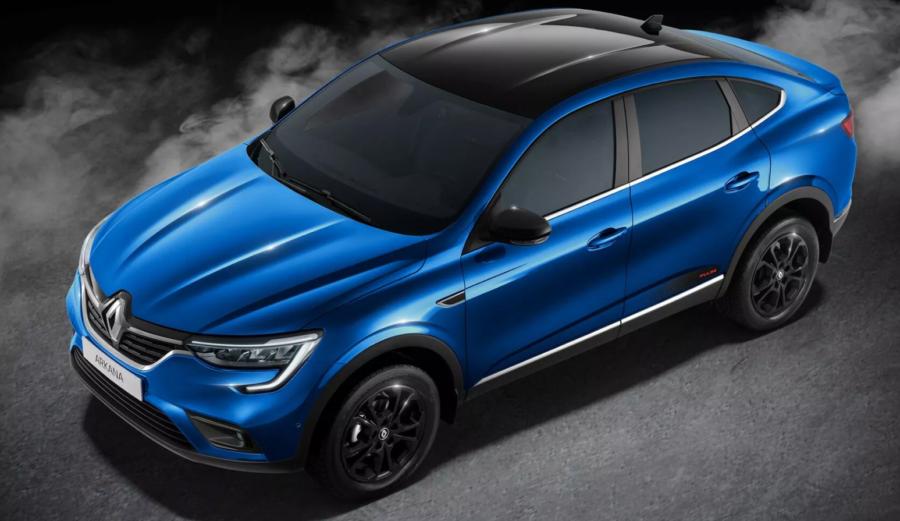 Renault выпустит украинскую спецверсию кроссовера Arkana 1
