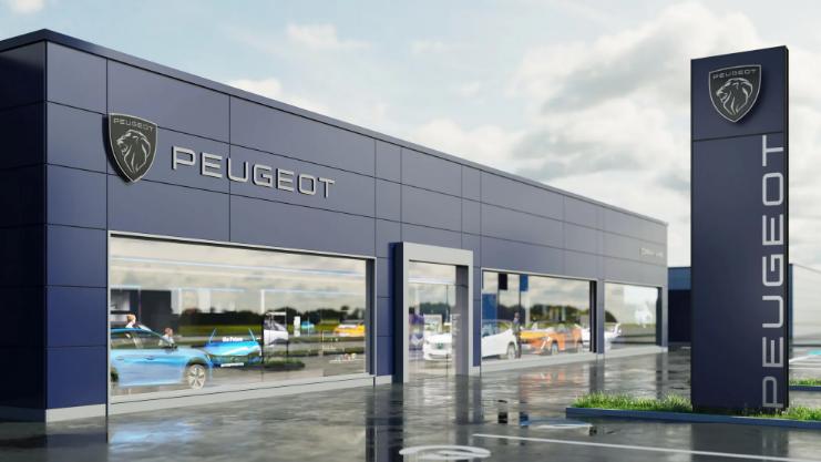 Компания Peugeot изменила стиль и эмблему бренда 2