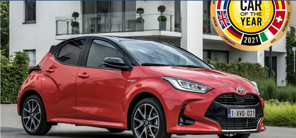 Жюри европейского конкурса «Автомобиль года»назвало победителя 1