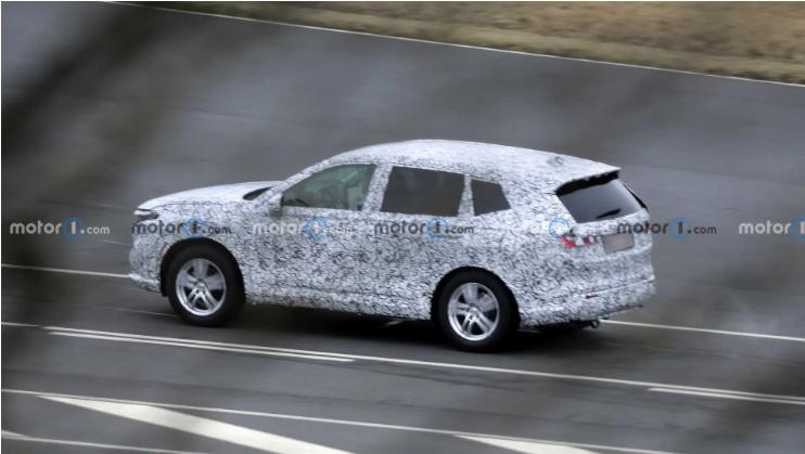 Honda CR-V нового поколения впервые заметили на тестах (фото) 2