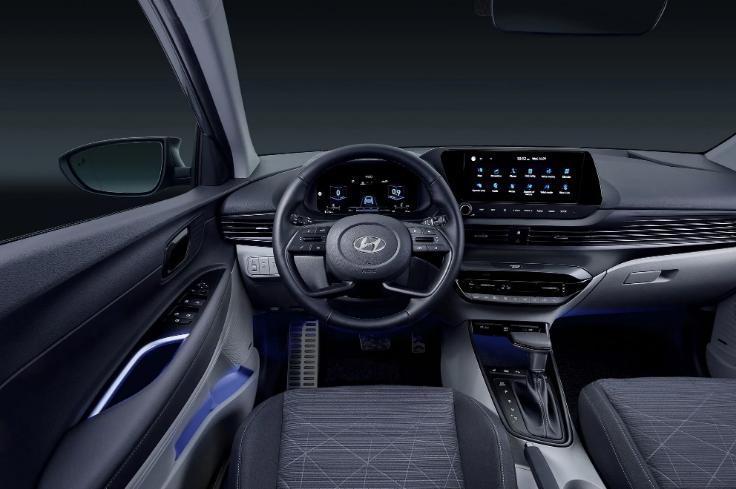 Hyundai презентовал новый кроссовер Bayon 3