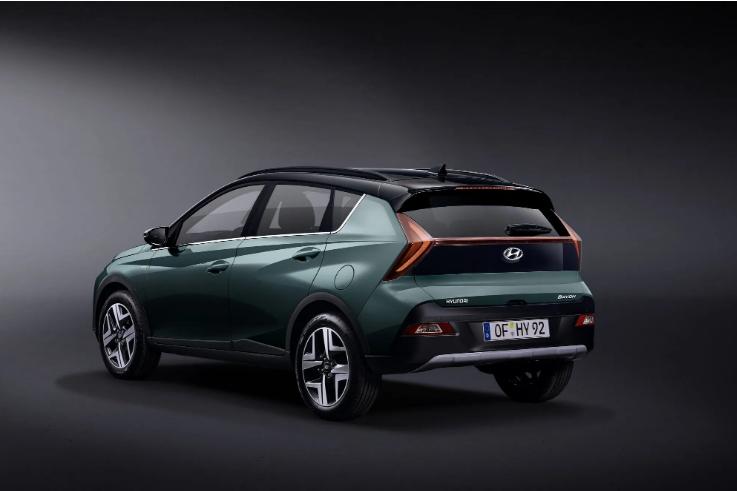 Hyundai презентовал новый кроссовер Bayon 2