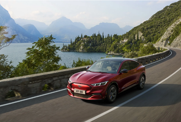 Ford выплатит компенсацию покупателям Mustang Mach-e 1