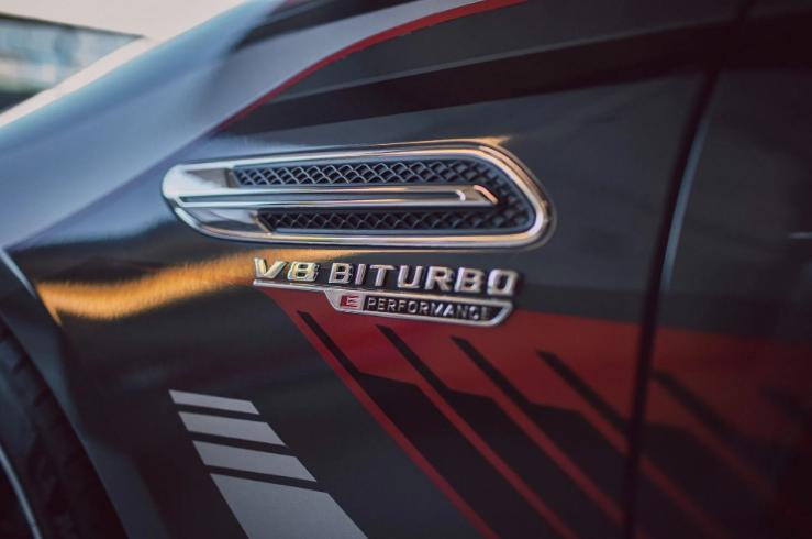 Mercedes официально показал спорткар AMG GT 73 2