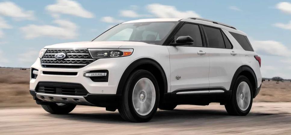 Ford презентовал самую дорогую версию Explorer 1