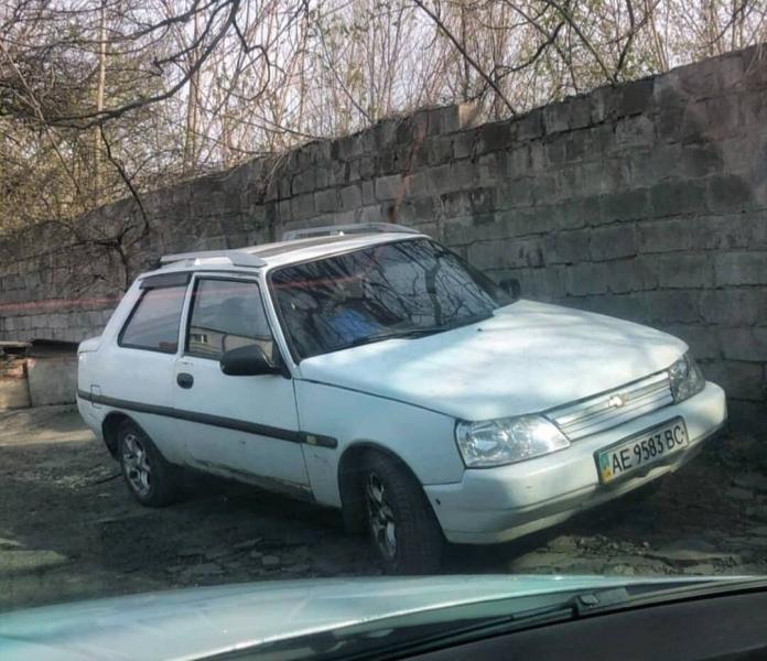 Умельцы в Украине скрестили автомобили «Таврия» и «Славута» (фото) 1