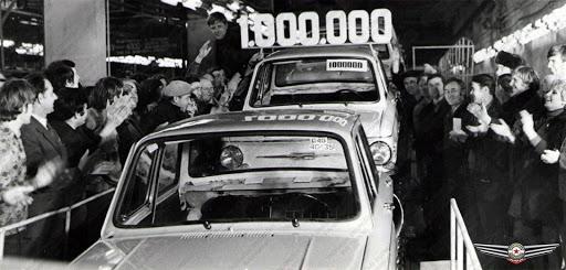 ЗАЗ-968М празднует юбилей 1