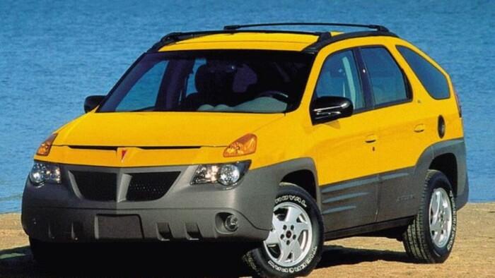 Худшие авто последних лет: от покупки этих машин лучше отказаться 9