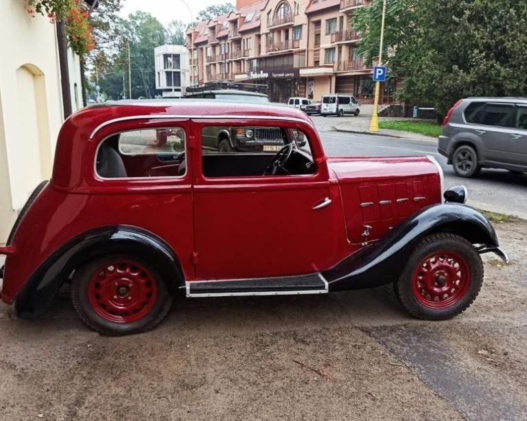 В Украине отреставрировали европейский бестселлер середины 30-х годов 2