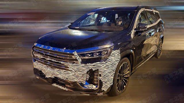 Китайцы готовят противовес Toyota Highlander: дешевле и практичнее 1