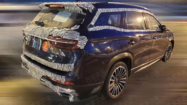 Китайцы готовят противовес Toyota Highlander: дешевле и практичнее 2