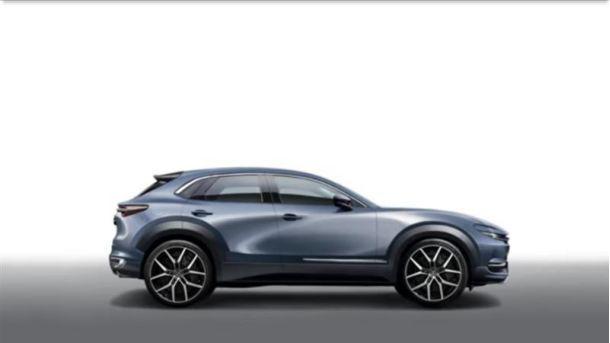 Появились первые изображения нового кроссовера Mazda CX-50 1