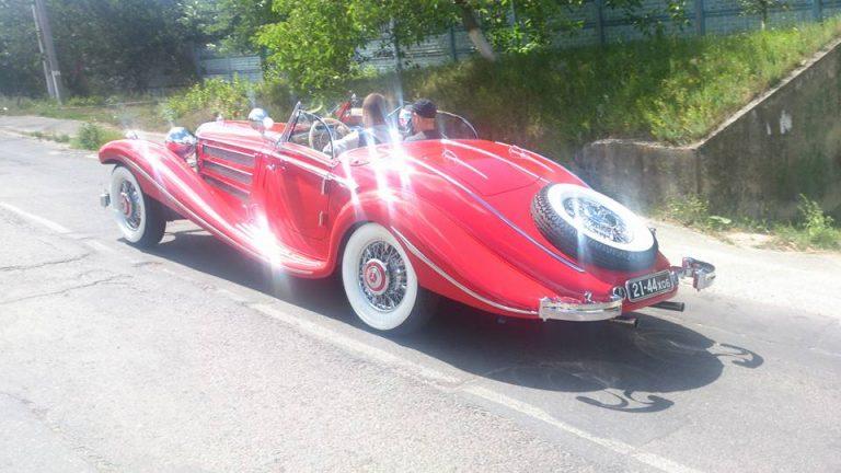 Самые впечатляющие ретро автомобили Украины (фото) 4