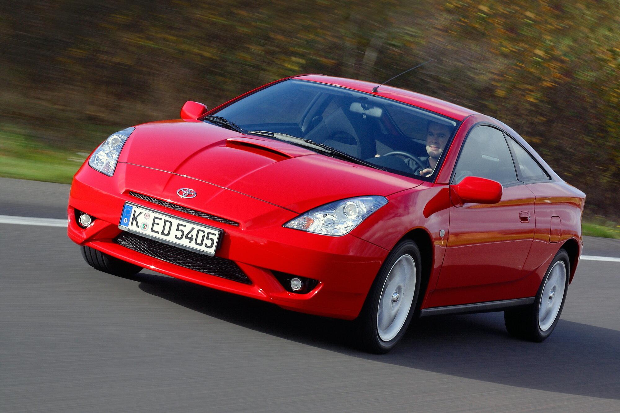 Toyota возродит спорткупе Celica в новом виде 1
