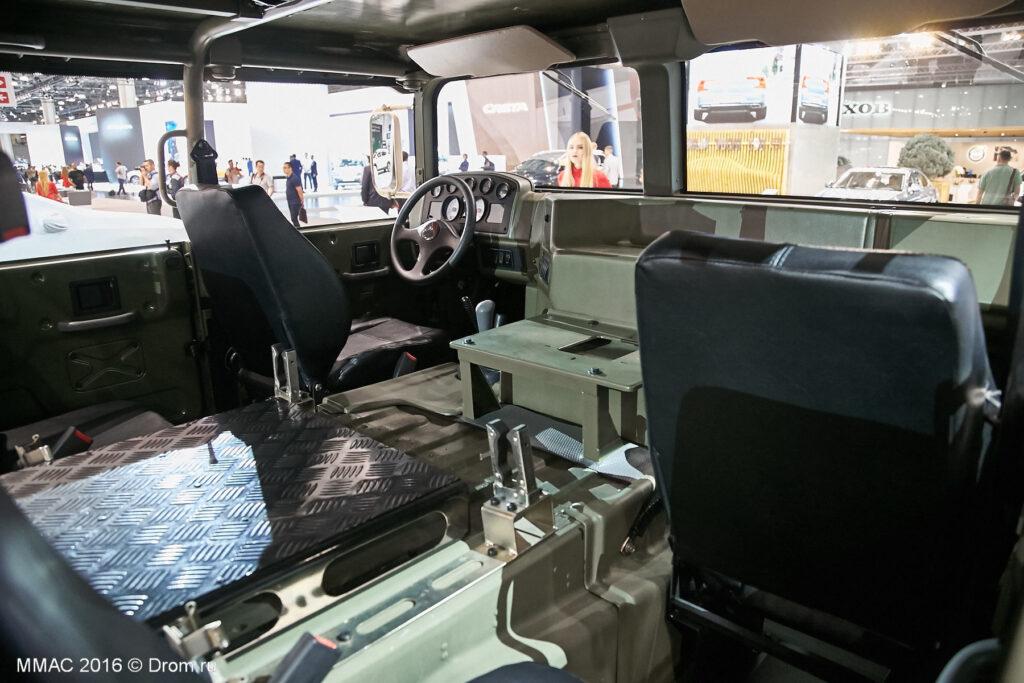 Китайский Hummer H1 поступает в свободную продажу 2